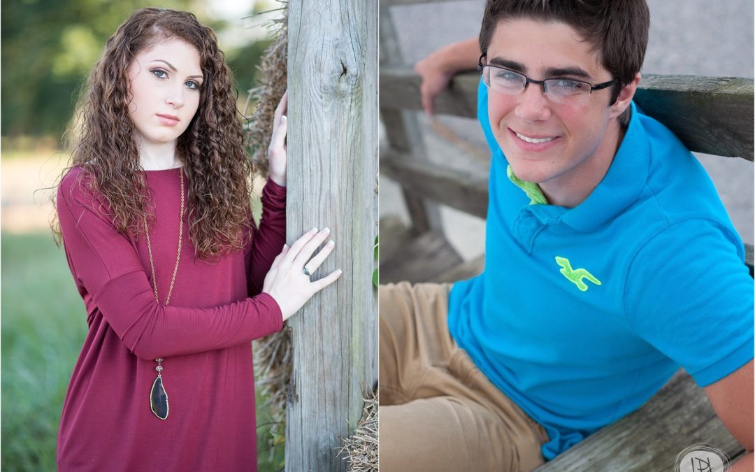 North Carolina Photographer |  Something Old, Something New:  Why Past Clients Are Upgrading from Digitals to Photo Products with their New Sessions | Senior Session Feature | Bunn and High Point, NC